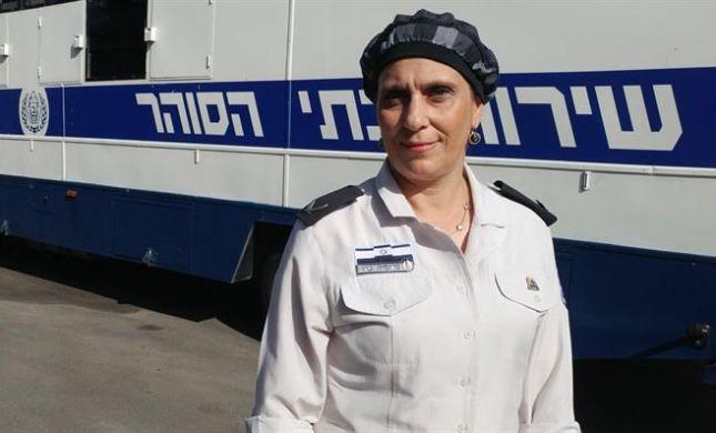 """אשת השנה של 'אמונה': קצינה בכירה בשב""""ס"""