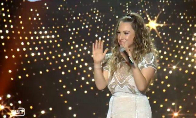 לראשונה ב'דה וויס' ישראל: ביצעה שיר בטורקית וניצחה