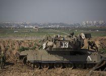 """בתגובה לירי: צה""""ל תקף שתי עמדות של חמאס"""