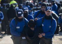 תביעה ראשונה נגד שוטרים על אלימות בעמונה