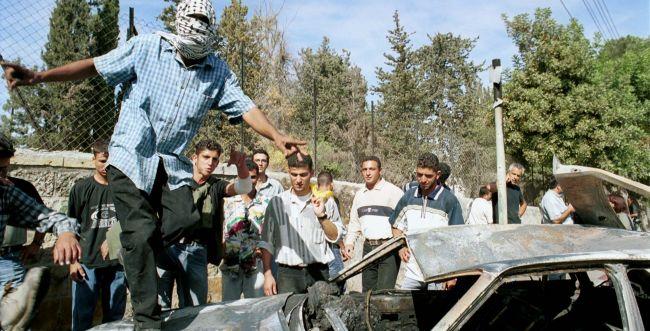 אחד ממבצעי הלינץ' ברמאללה שוחרר מהכלא