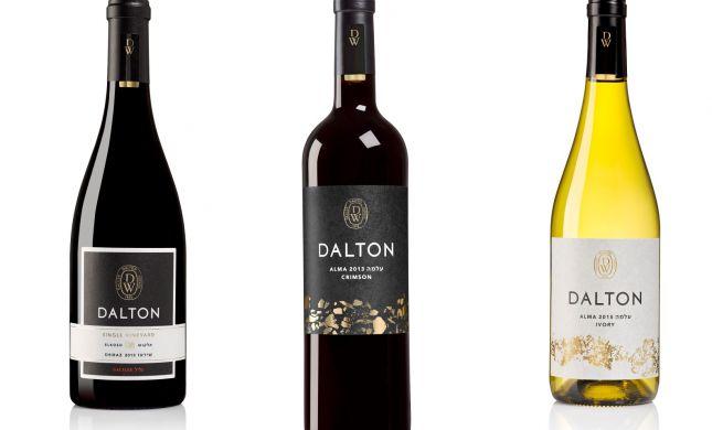 אור רייכרט לוגם: ארבע כוסות, שלושה יינות