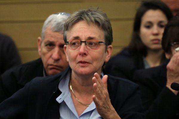 """""""תתביישו לכם"""" לאה גולדין התפרצה על ראש הממשלה"""