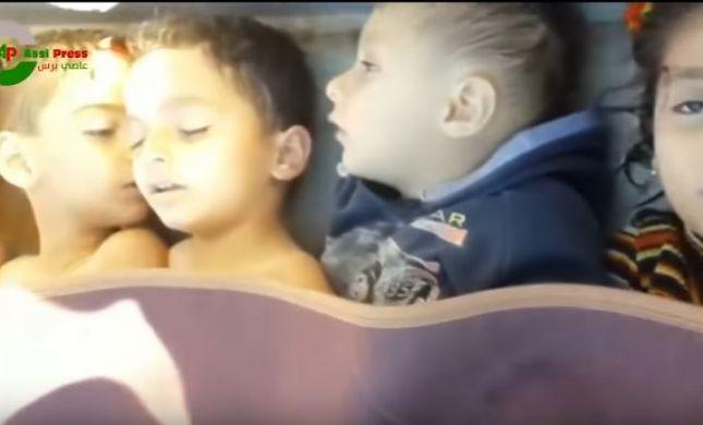 """נתניהו מגיב לטבח: """"לסלק את הנשק הכימי מסוריה"""""""