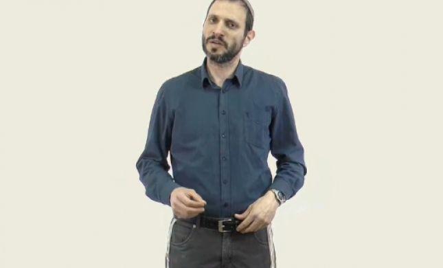 """'לא שוברים שתיקה': צפו: הרב בראלי עונה לרמטכ""""ל"""