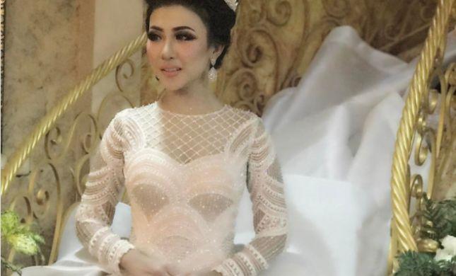 שברה שיא: שמלת הכלה הכי אהובה ברשת נחשפת
