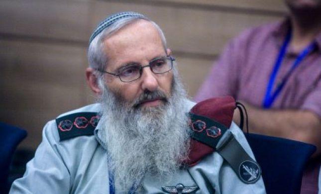 הרב קרים מגיב לטענות: 'לא הייתי שותף לגיבוש הפקודה'