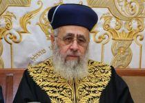 הרב יוסף על הפוסק הספרדי: 'מחטיא את הרבים'