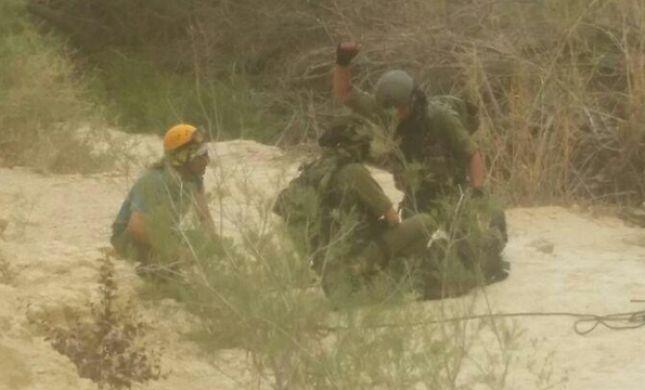 טרגדיה בטיול: מטייל כבן 45 מת בנחל ערוגות