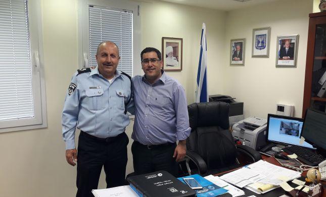 עתודת השירות המשטרתי במגזר המיעוטים תקום מקרב מתנדבי השירות הלאומי-אזרחי