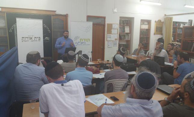 ללמד לבני יהודה קסת - כנס מיוחד בנושא שותפות דתיים בתקשורת