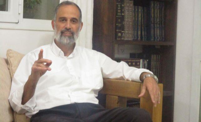 """הרב זאגא: לממן טיפול פסיכולוגי ללהט""""בים"""