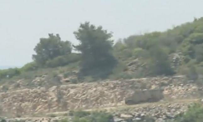 לידיעת יוסי קליין: סיור של החיזבאללה בגבול ישראל