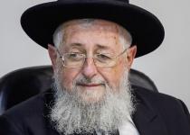 """הרב דיכובסקי מבהיר: """"הרב יצחק יוסף – גדול שבגדולים"""""""