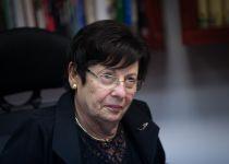 מרים נאור דיברה על לקחי השואה ועוררה סערה