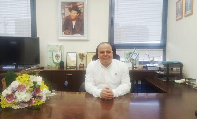 """אשקלון: תומר גלאם נבחר למ""""מ ראש העיר"""