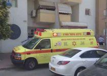 טרגדיה באשקלון: רצח את זוגתו וקפץ מהקומה ה-8