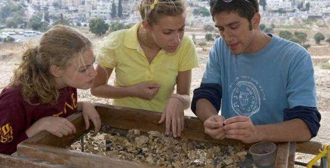 נתניהו התערב: פרויקט סינון עפר הר הבית יימשך