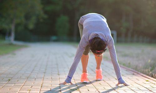 דיבור נשי, סרוגות חשיבות הפעילות הגופנית בזמנים רגישים