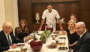 אוכל, חדשות האוכל זהב והמבורגרים: נחשף התפריט הכשר עבור טראמפ