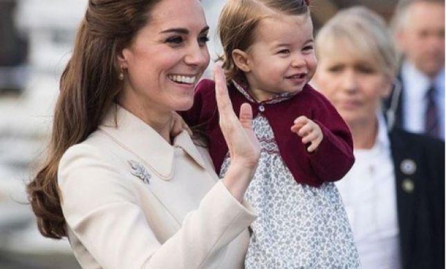 מתוקה: היורשת הקטנה של קייט חוגגת שנתיים של שיק