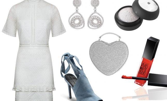 שיעור בסטייל • כך תדעי שזו השמלה הלבנה עבורך