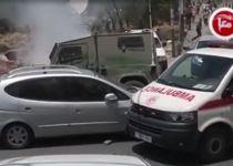 תלונה במשטרה נגד נהג האמבולנס שחסם את היהודי