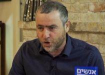 צפו: שמעון ריקלין לא מסתיר את עמדתו הפוליטית