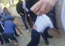 עימותים בין שוטרים לנערים שהשתחוו בהר הבית. צפו
