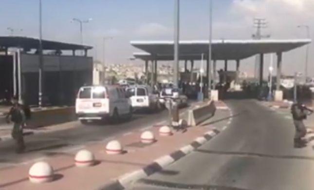 'היה אדם חכם': יהודי רץ עם סכין לעבר חיילים וחוסל