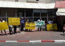 יהודים ירו לעבר מחבלים שיידו אבנים ונעצרו