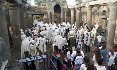 ארץ ישראל יפה, טיולים לא רק ירושלים: גם בגולן חוגגים 50 שנה להתיישבות