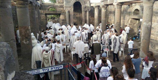 לא רק ירושלים: גם בגולן חוגגים 50 שנה להתיישבות