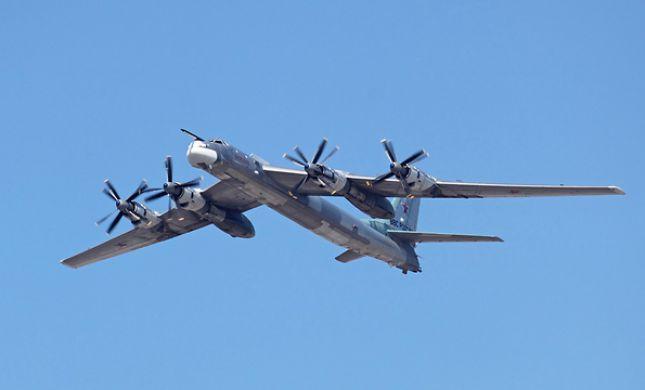 עימות באוויר: מטוסים רוסים הוסטו ממסלולם