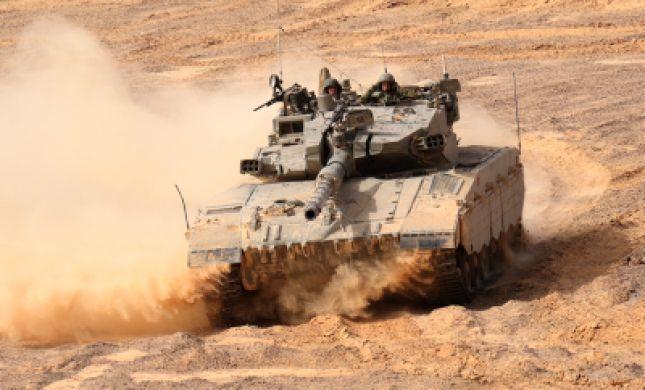 מקומם: טנק הופעל בשבת כדי להרשים תיירים
