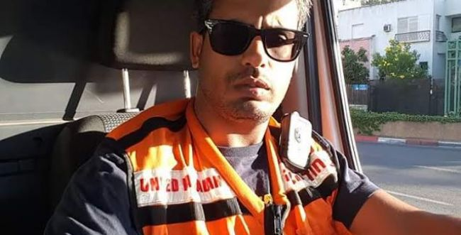 אסון: מתנדב 'איחוד הצלה' מת בדרכו להציל חיים