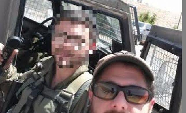 חיילים חרדים הצילו מתיישב מ'אש קודש'