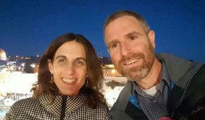 חדשות המגזר, חדשות קורה עכשיו במגזר, מבזקים מזל טוב: נתן מאיר וזהר מורגנשטרן התחתנו