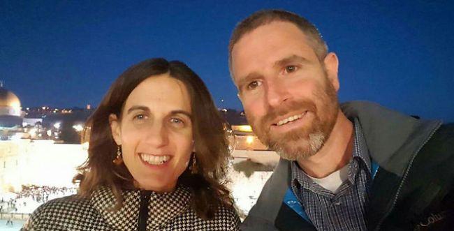 מזל טוב: נתן מאיר וזהר מורגנשטרן התחתנו