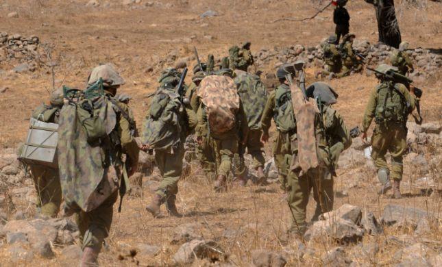 חייל מיחידת 'אגוז' נפצע קשה במהלך מסע רגלי