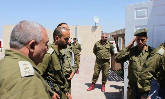 אייזנקוט מכריז מלחמה: לכלוא את הפוגעים בחיילים