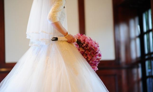 הכלה דרכה על החתן ותקבל יותר מרבע מיליון שקל
