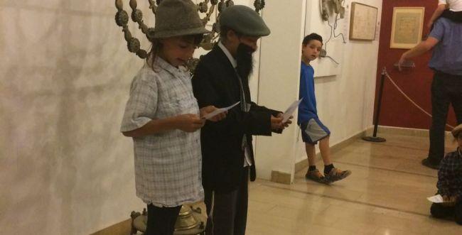 ללמד אחרת: תלמידי חינוך מיוחד - יצרו מוזיאון חי