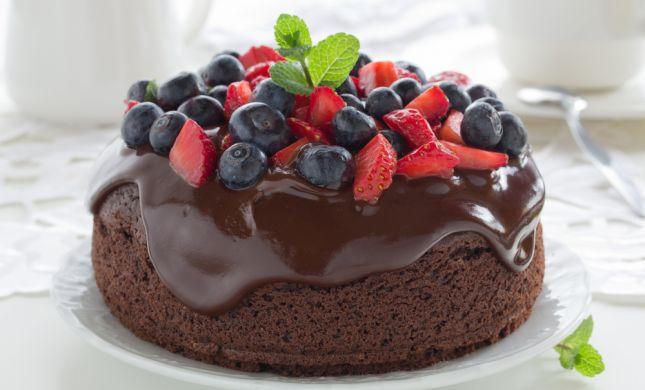 מתכון לשבת: עם עוגת שוקולד כזו לא מתווכחים