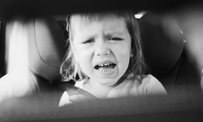 """""""לא בשלים לקדם אמצעי למניעת שכחת ילדים ברכב"""""""