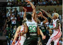 כדורסל: הפתעת ענק בפלייאוף הצרפתי