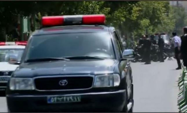 דאעש פרסם תיעוד ממתקפת הטרור באיראן