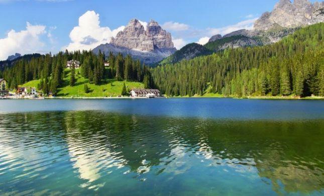 צפון איטליה: אגמים, הרים, אמנות וסיפורים