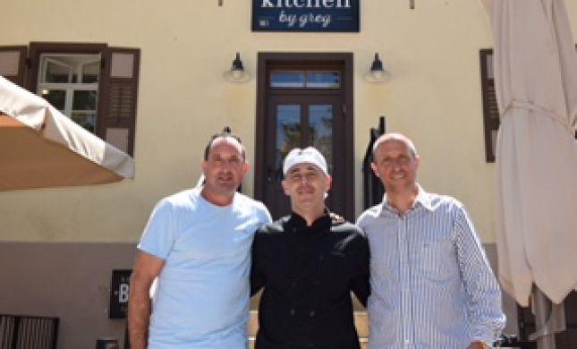רשת חדשה: קיטשן בי גרג – Kitchen by greg