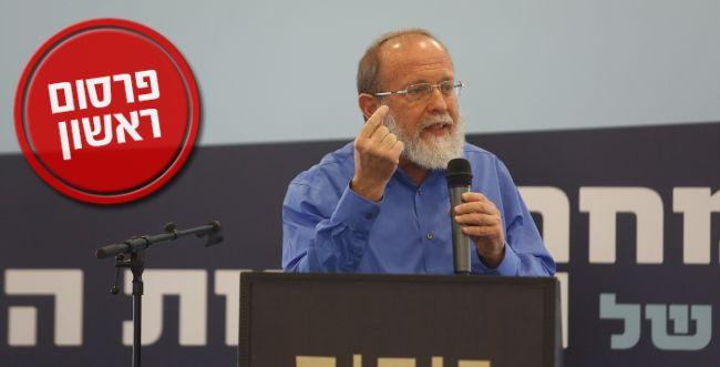 הרב אלי סדן מקדם: איחוד מלא בימין ולא בלוק טכני